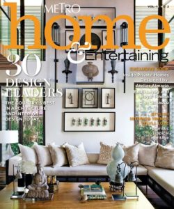 Metro Home Entertaining Cover